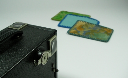 Old camera & new wallets