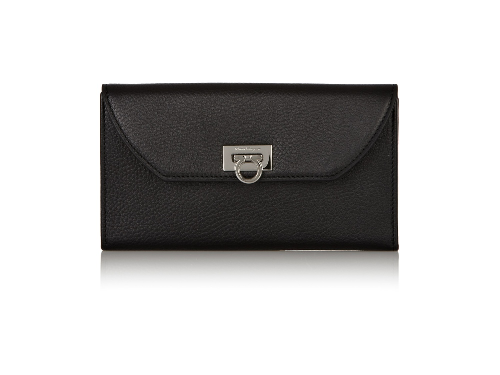 Continental wallet by Salvador Ferragamo