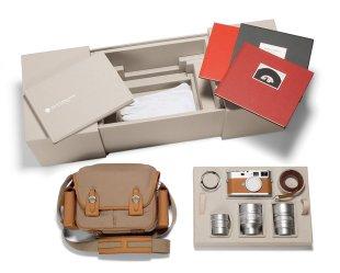 Limited special edition The Leica M9-P Edition Hermès-7